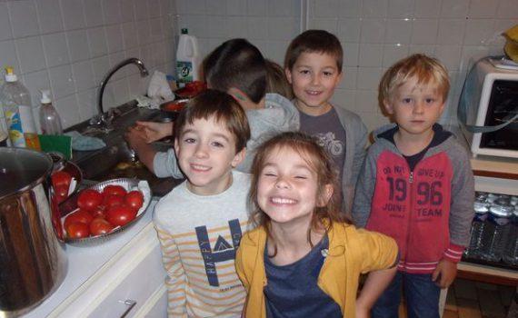 Atelier cuisine cole du grand chemin for Ecole cuisine lille