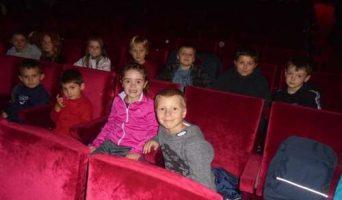 Sortie au théâtre